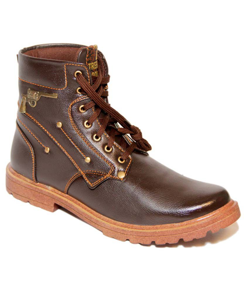 Fashion Victory Brown Boots