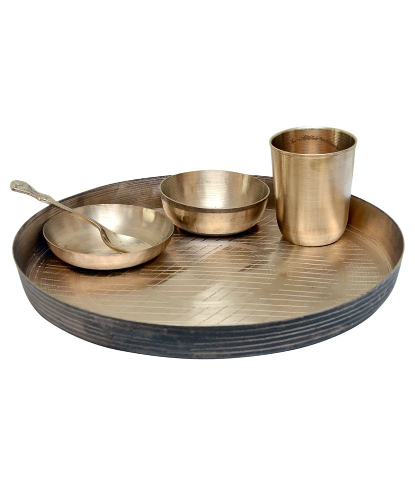 Dia Creation Bronze Dinnerware ...  sc 1 st  Snapdeal & Dia Creation Bronze Dinnerware: Buy Online at Best Price in India ...