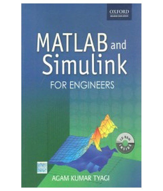 Matlab And Simulink For Engineers W/Cd