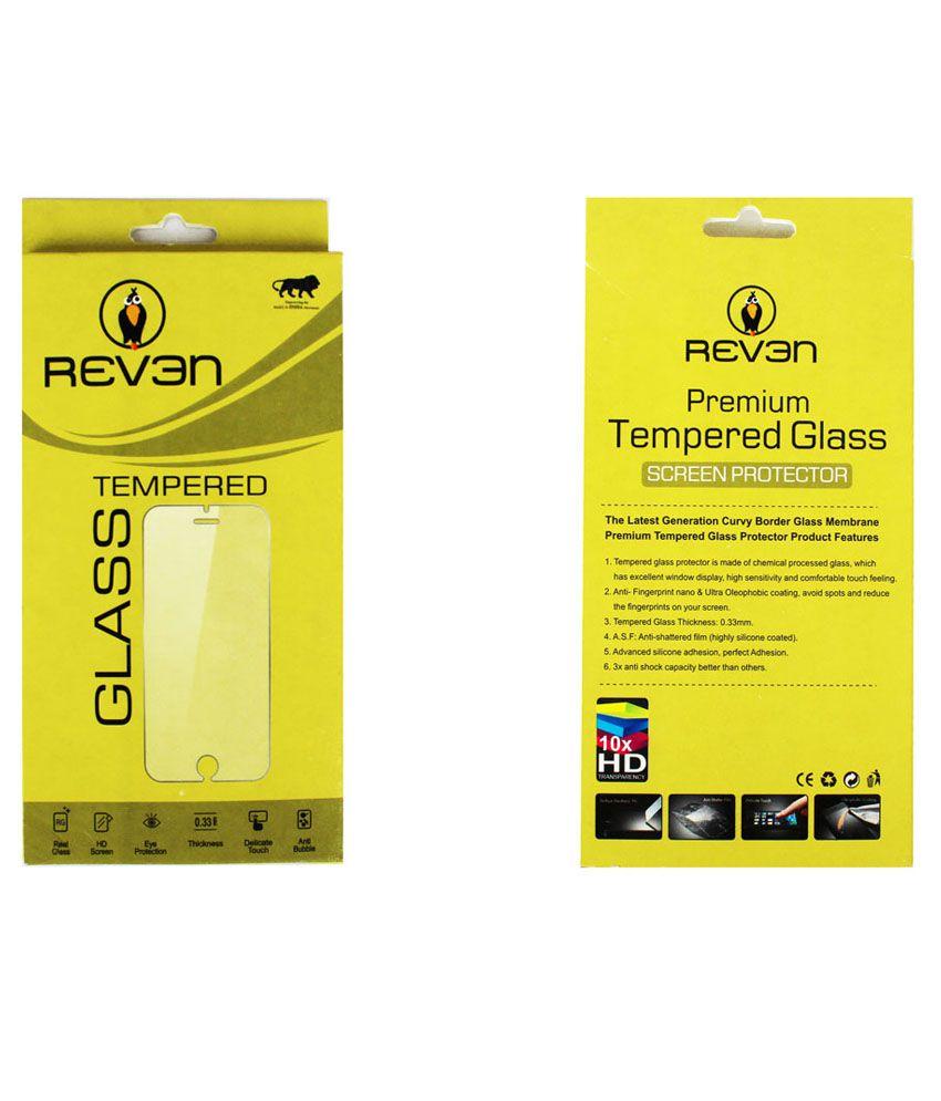 Motorola Moto E 1st Gen Tempered Glass Screen Guard by Reven