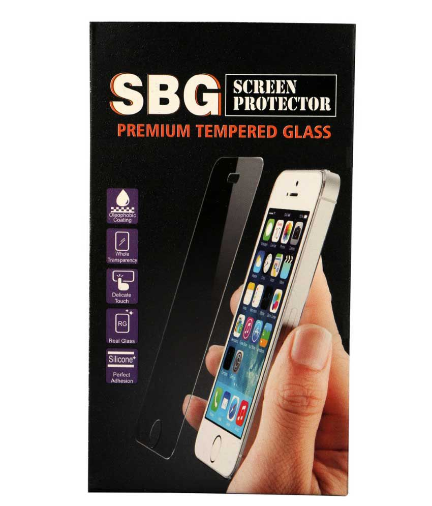 Sbg Tempered Glass Screen Protector For Lenovo A2010