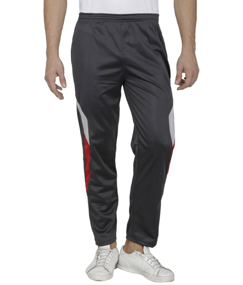 Alay Grey Blend Trackpants