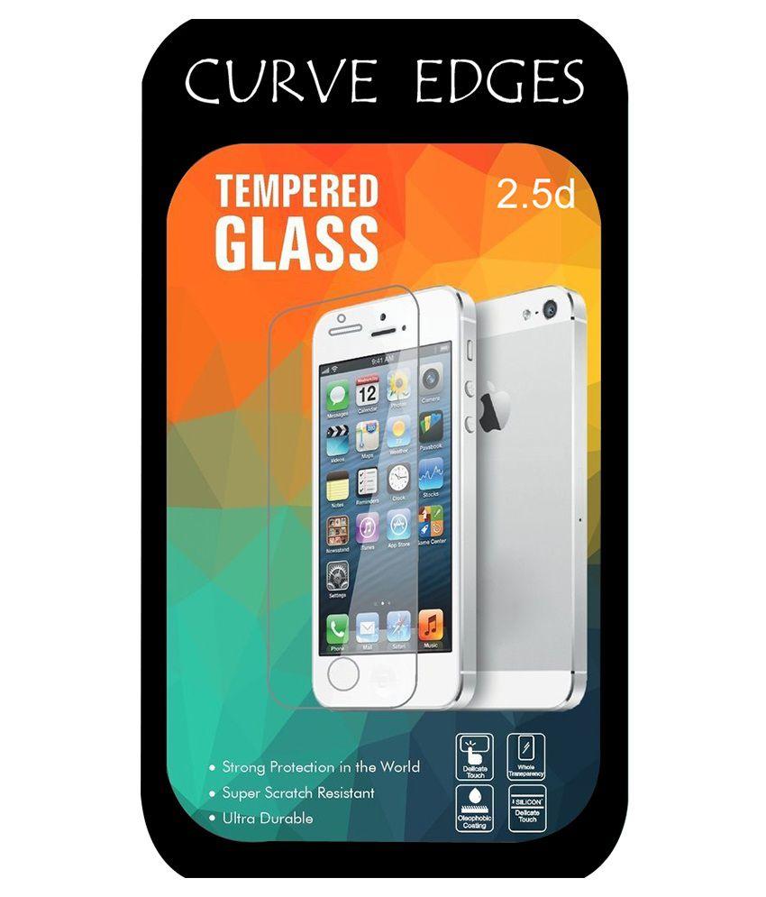 Go Crazzy Tempered Glass For Lava Iris X1 Atom