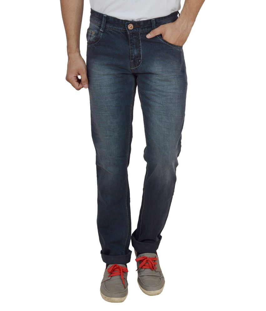 Studio Nexx Grey Slim Fit Jeans