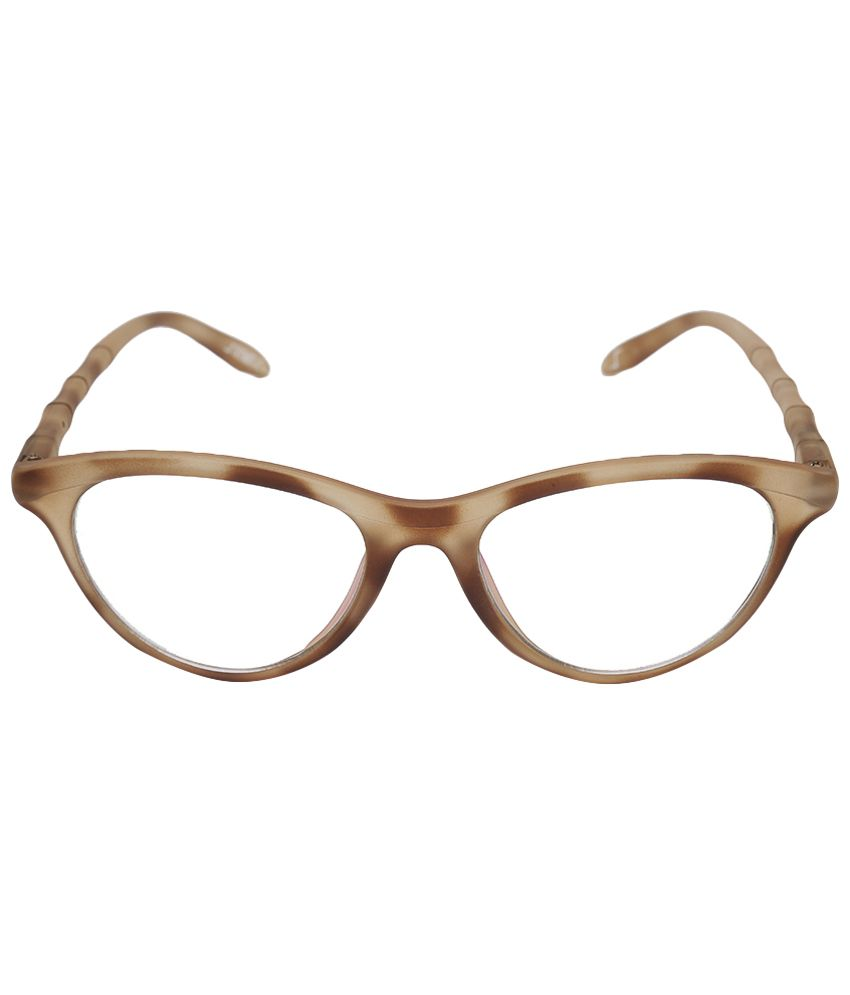 Snapdeal Eyeglass Frames : Skyways Brown Full Rim Cateye Eyeglass Frame for Women ...