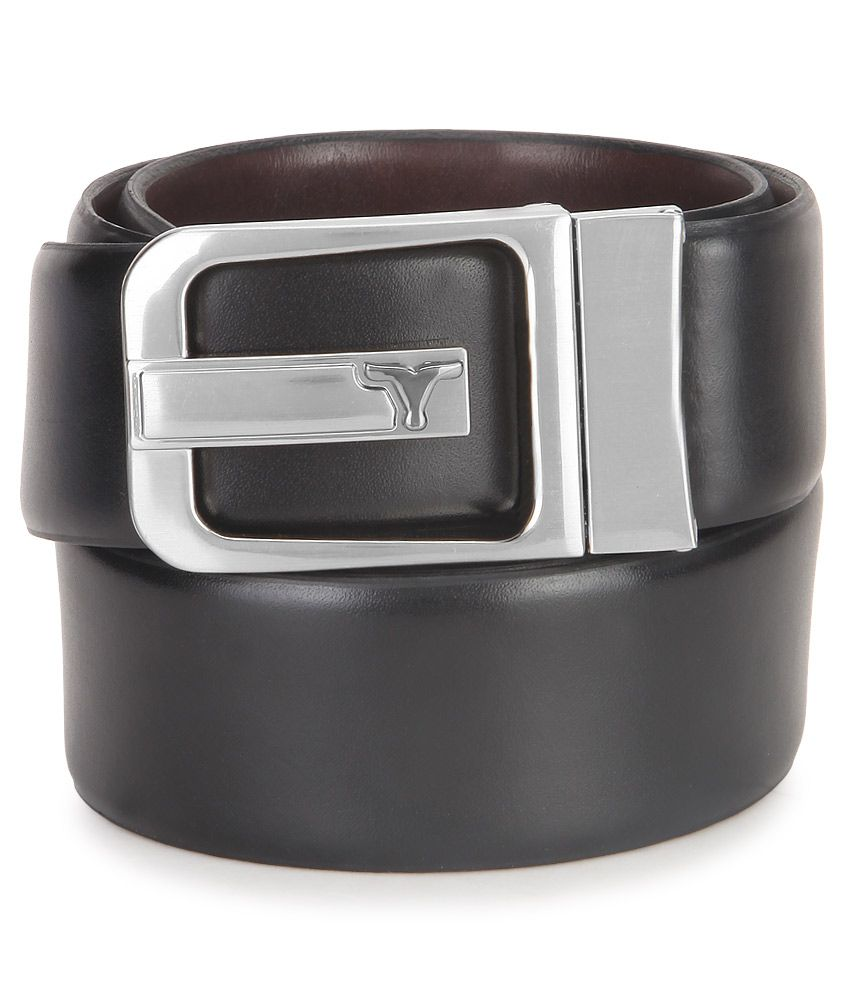 Bulchee Black Formal Belt