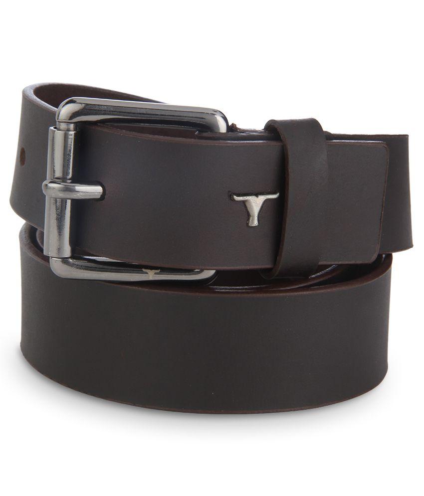 Bulchee Brown Casual Belt