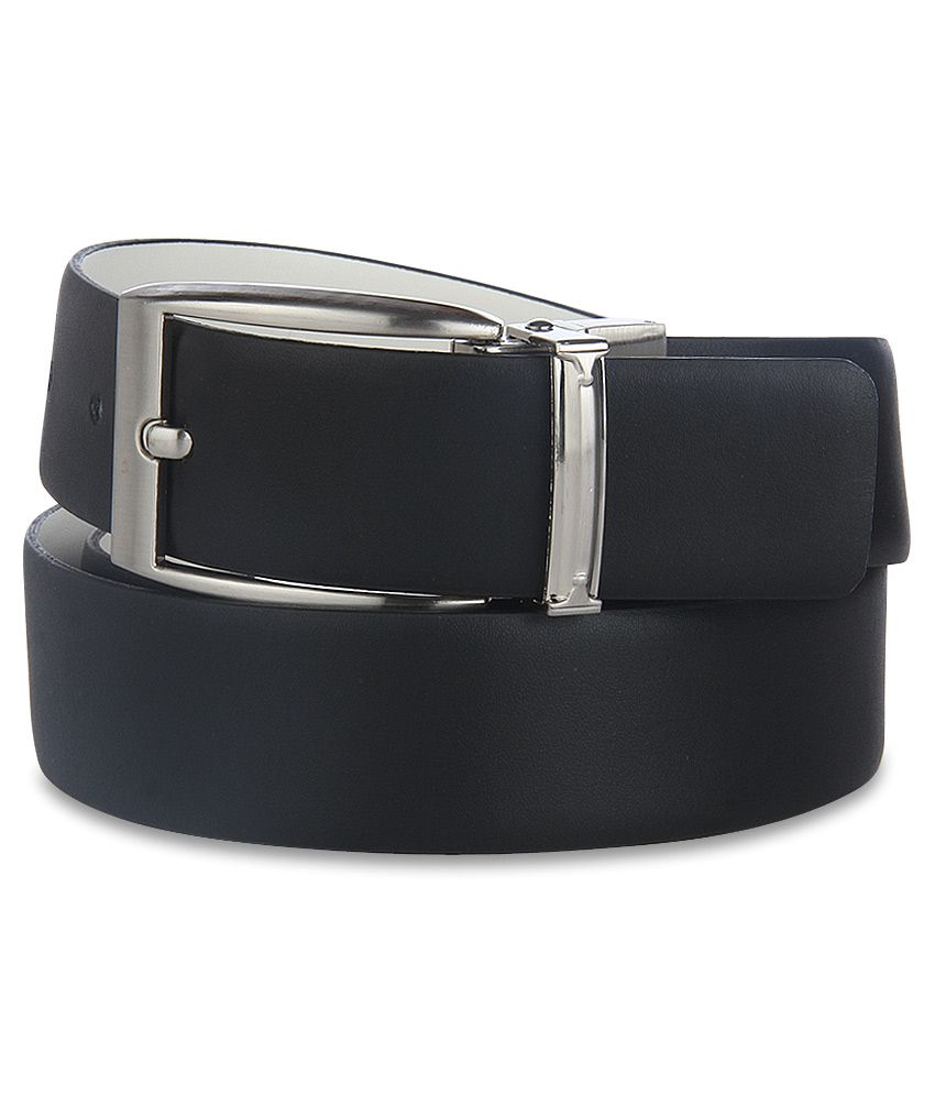 Bulchee White Formal Belt