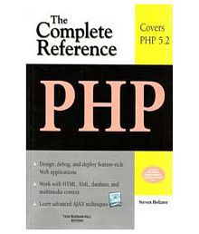 Php: The Complete Reference Paperback (English) 1st Edition