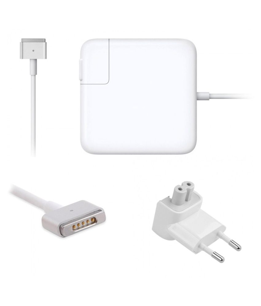 Lapsix Premium Magsafe-2 45W Laptop Adapter & Charger