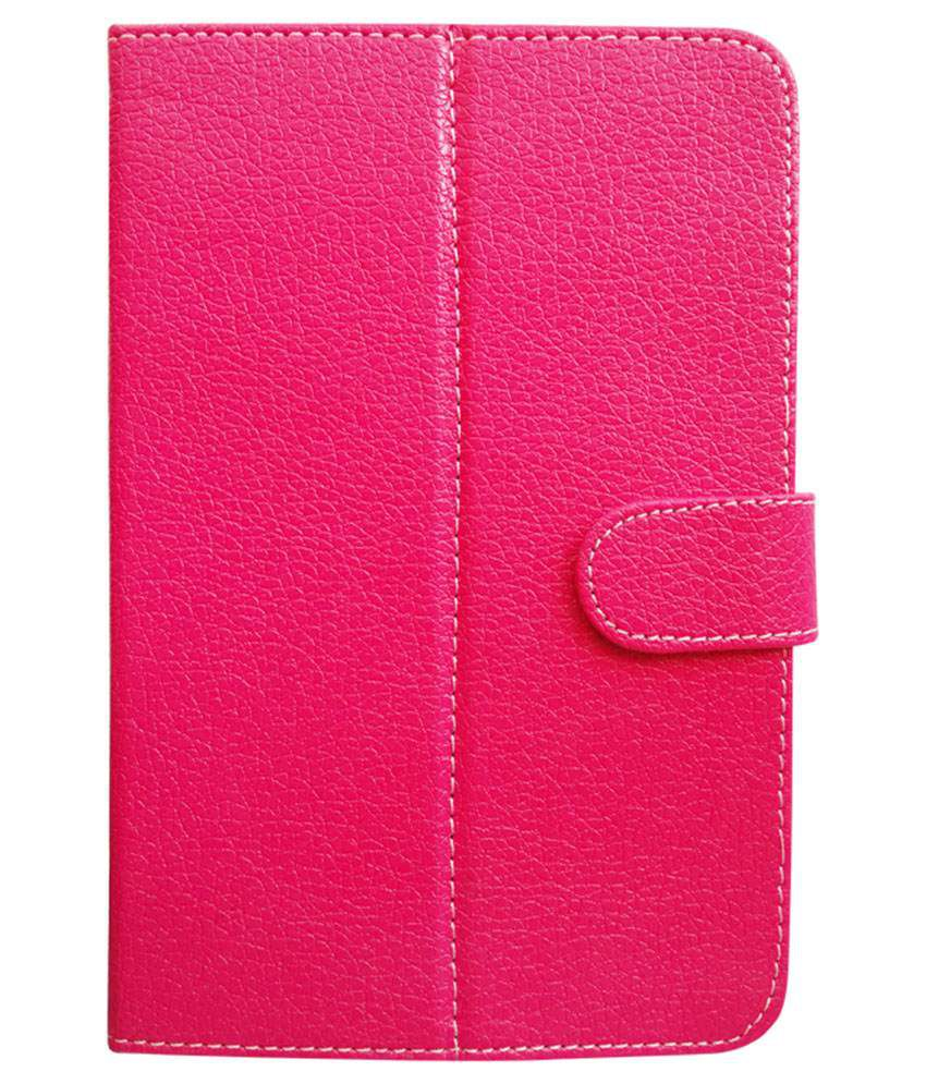Fastway Flip Cover For Bsnl Penta Ps650 - Pink