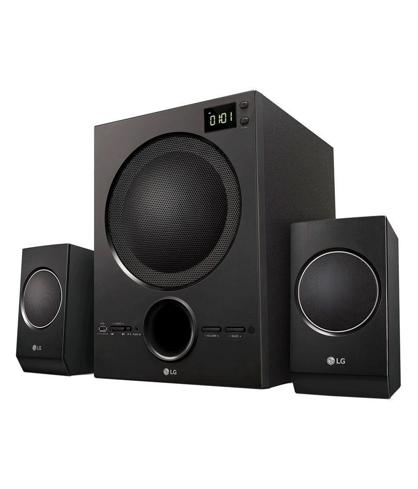 LG Boom Blast LH70A 2.1 Multimedia Speakers
