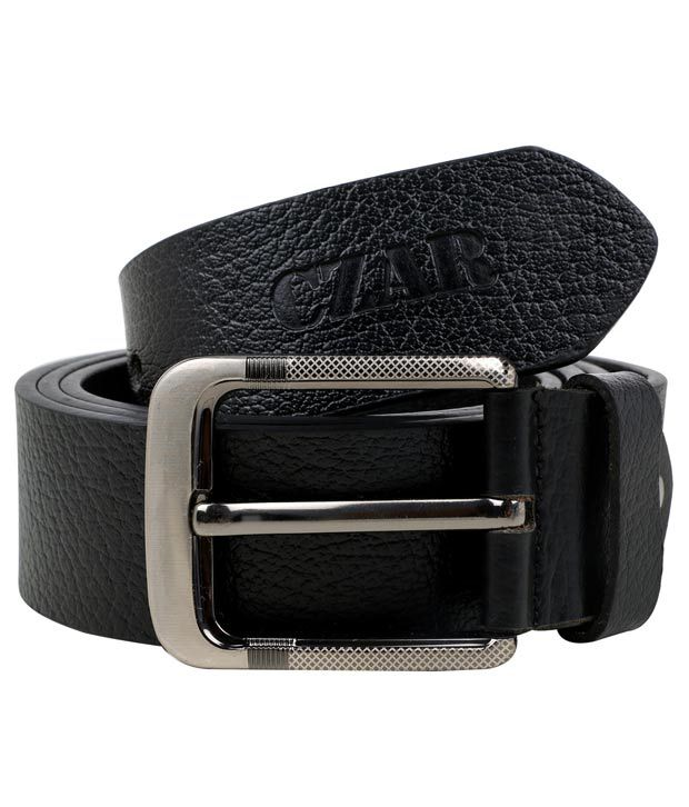 Magson Czar Black Pure Leather