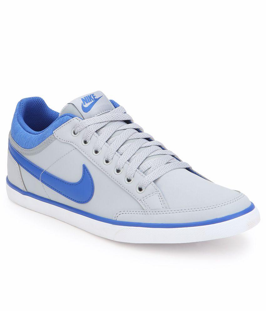 Lo dudo Ubicación Implacable  Nike Capri Iii Low Lthr Gray Casual Shoes - Buy Nike Capri Iii Low Lthr  Gray Casual Shoes Online at Best Prices in India on Snapdeal