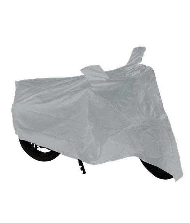 Mototrance Universal Silver Two Wheeler Body Cover