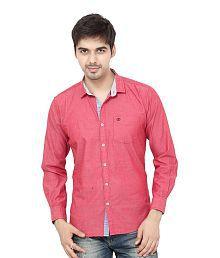 L.A. Seven Pink Casual Shirt