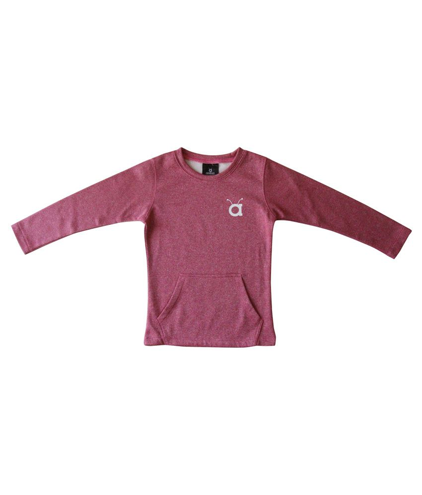 Anthill Pink Sweatshirt