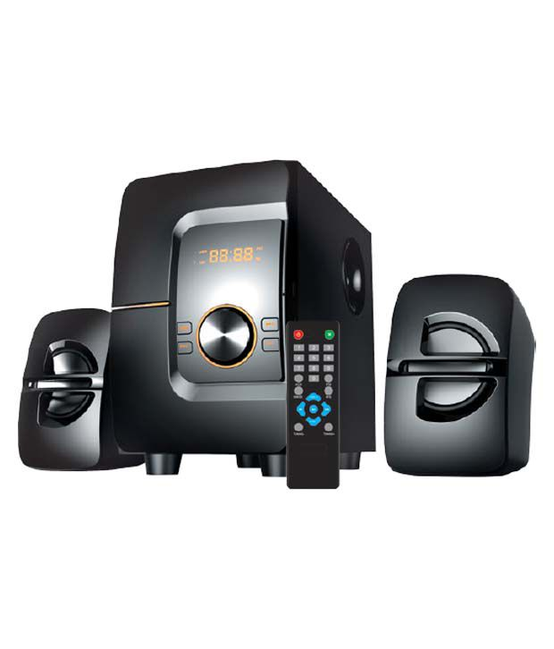 Intex BANG 2.1SUF DVD Home Theatre System