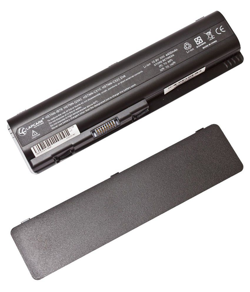 Lapcare 4400 mAh Li-ion Laptop Battery For Compaq Presario CQ60-110en