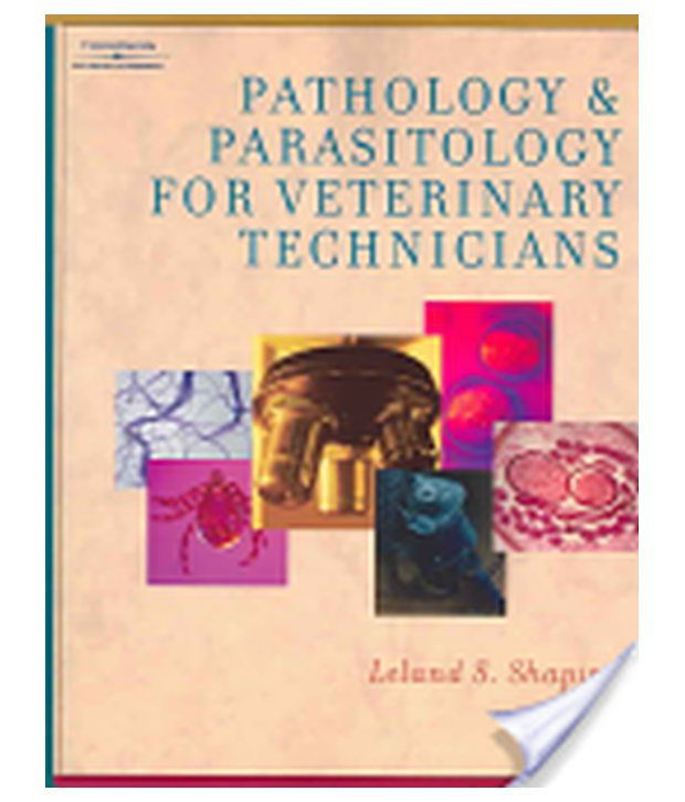 Pathology and Parasitology for Veterinary Technicians