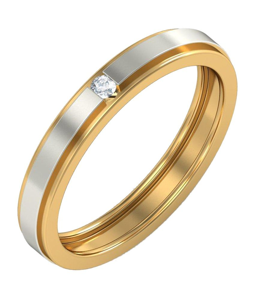 BlueStone 14kt Yellow Gold Cosma Ring for Her
