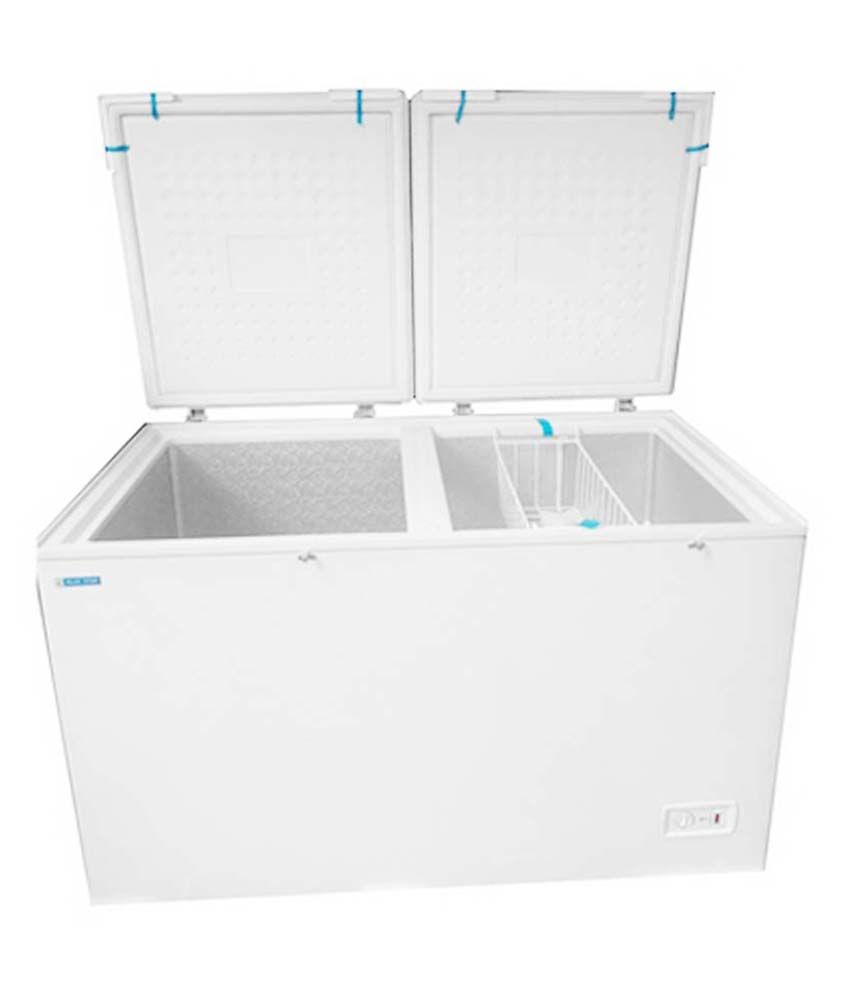 Blue Star 500 Chf 500a Direct Cool Deep Freezer Refrigerator White
