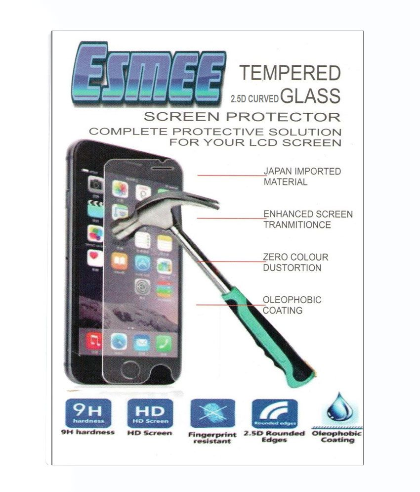 Apple iPhone 6 Tempered Glass Screen Guard by Esmee