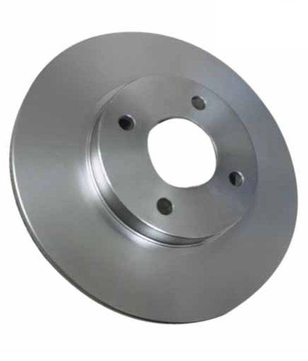 Smsss Front Brake Disc Rotor For Mitsubishi Pajero - Set Of 2
