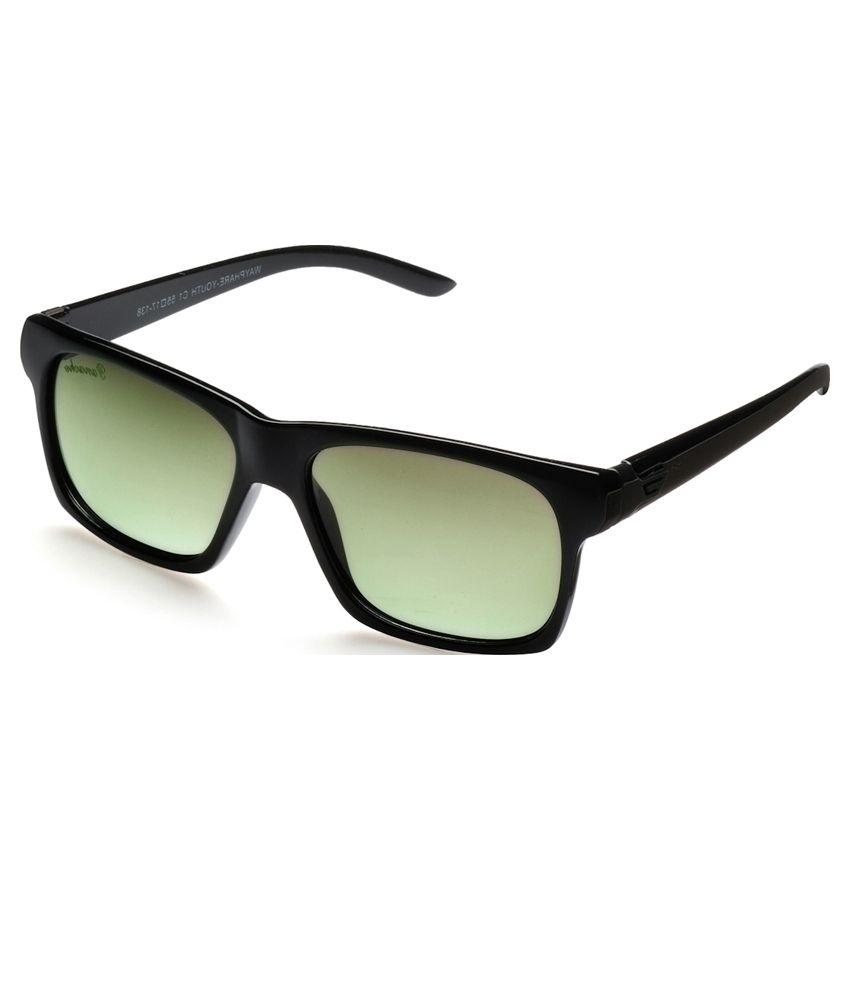 Panache - Green Square Sunglasses ( wayphare youth c1 )