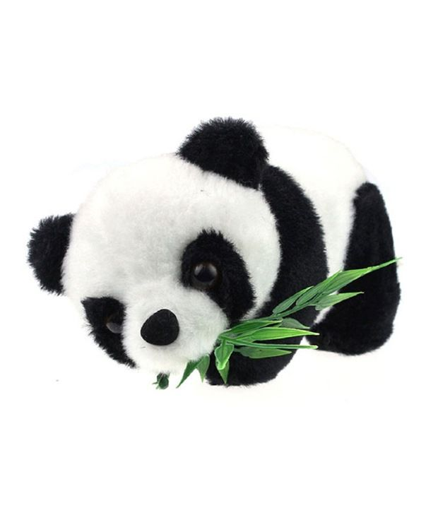 Tickles Black Stuffed Animal
