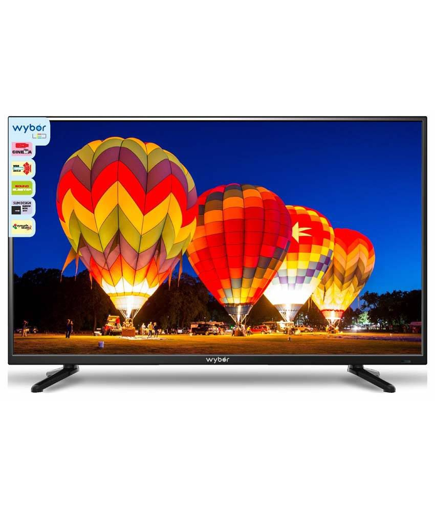 buy wybor f1 w32n06 32whn 04 80 cm 32 hd ready led television online at best price in india. Black Bedroom Furniture Sets. Home Design Ideas