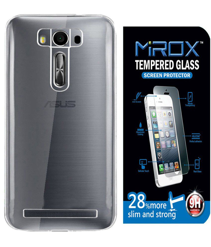 Mirox Back Cover for Asus Zenfone 2 Laser ZE500KL 5 inch ...