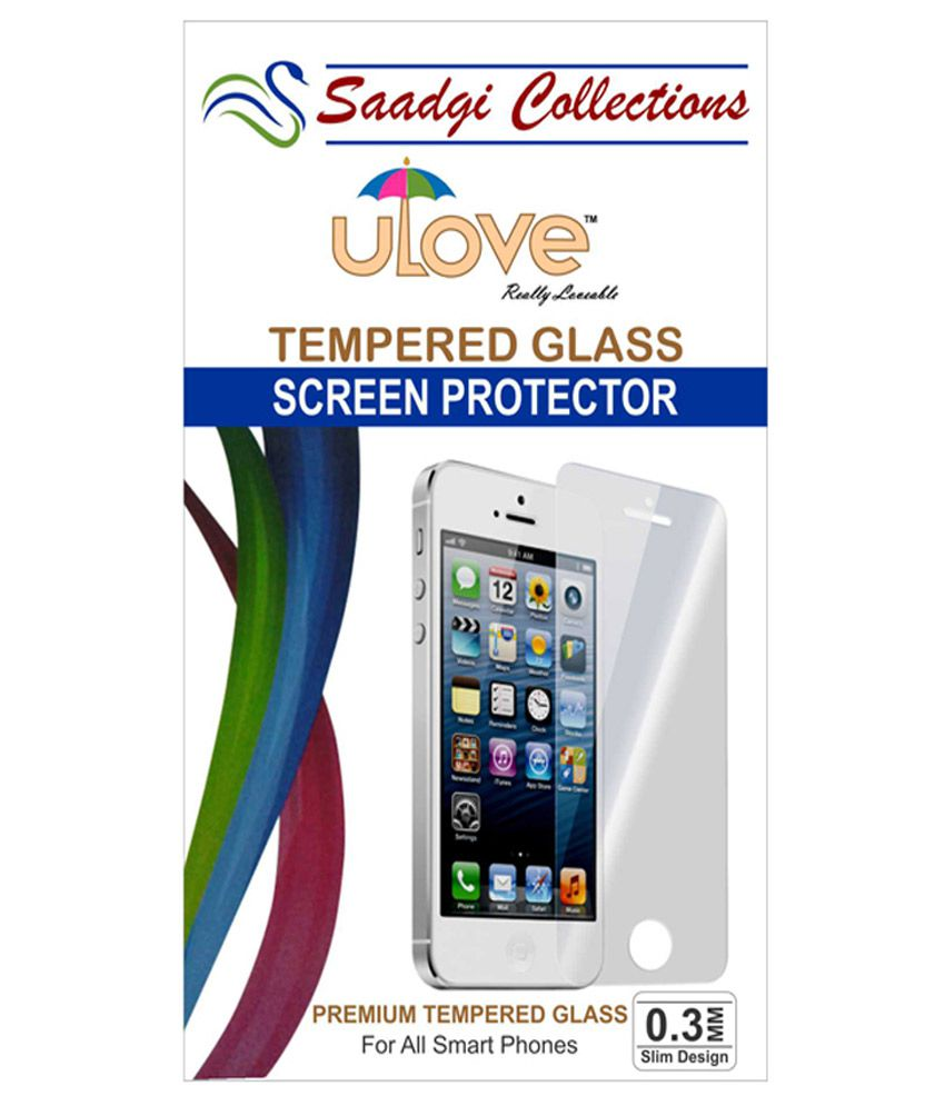 b6d948fb1a4 Samsung Galaxy Grand Prime 4g Sm-g531 - Tempered Glass Screen Guard by  Saadgi Collections - Mobile Screen Guards Online at Low Prices | Snapdeal  India