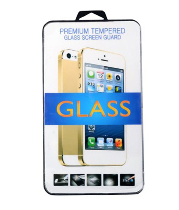Maxlive Tempered Glass For Micromax Canvas Nitro A310