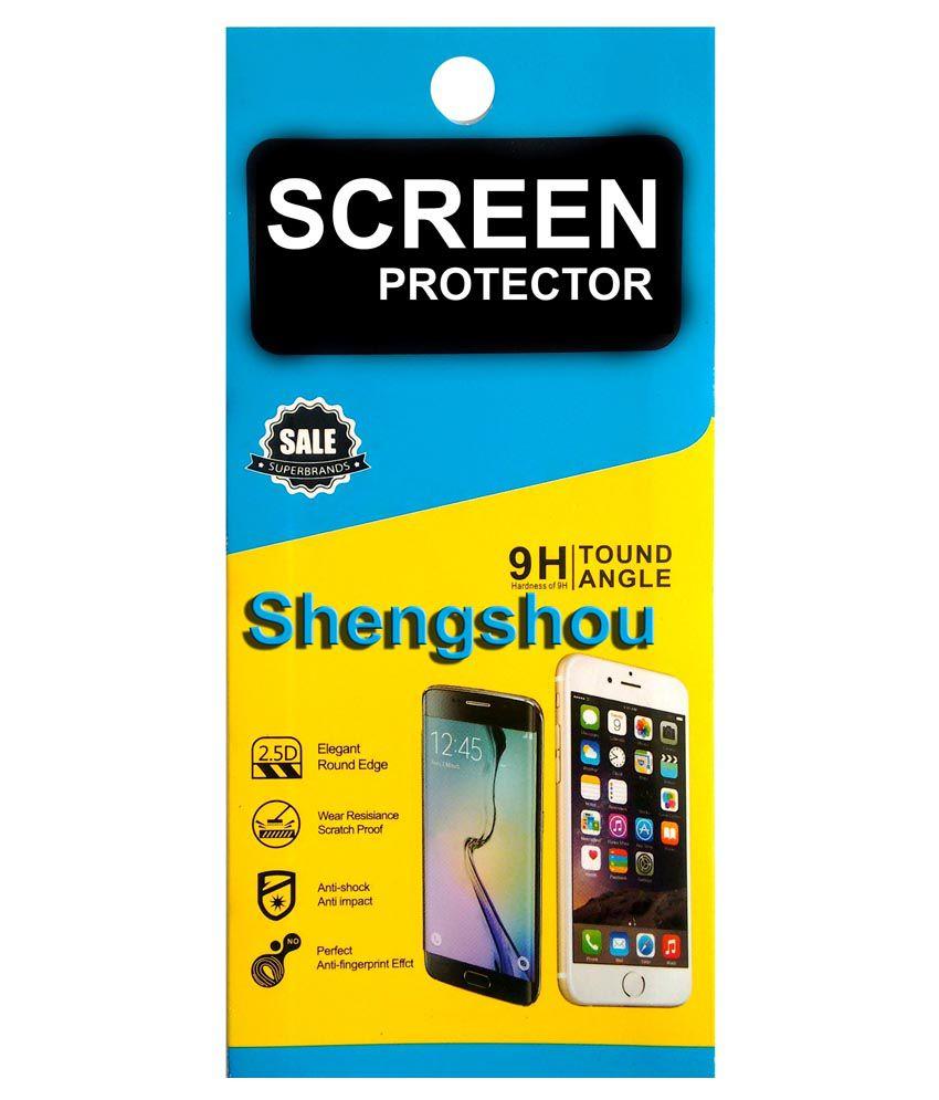 Shengshou Clear Screen Guard For HTC Desire 1s