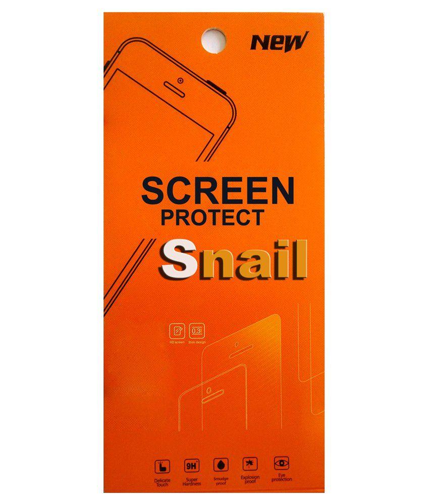 Snail Clear Screen Guard for Karbonn A2 PLUS