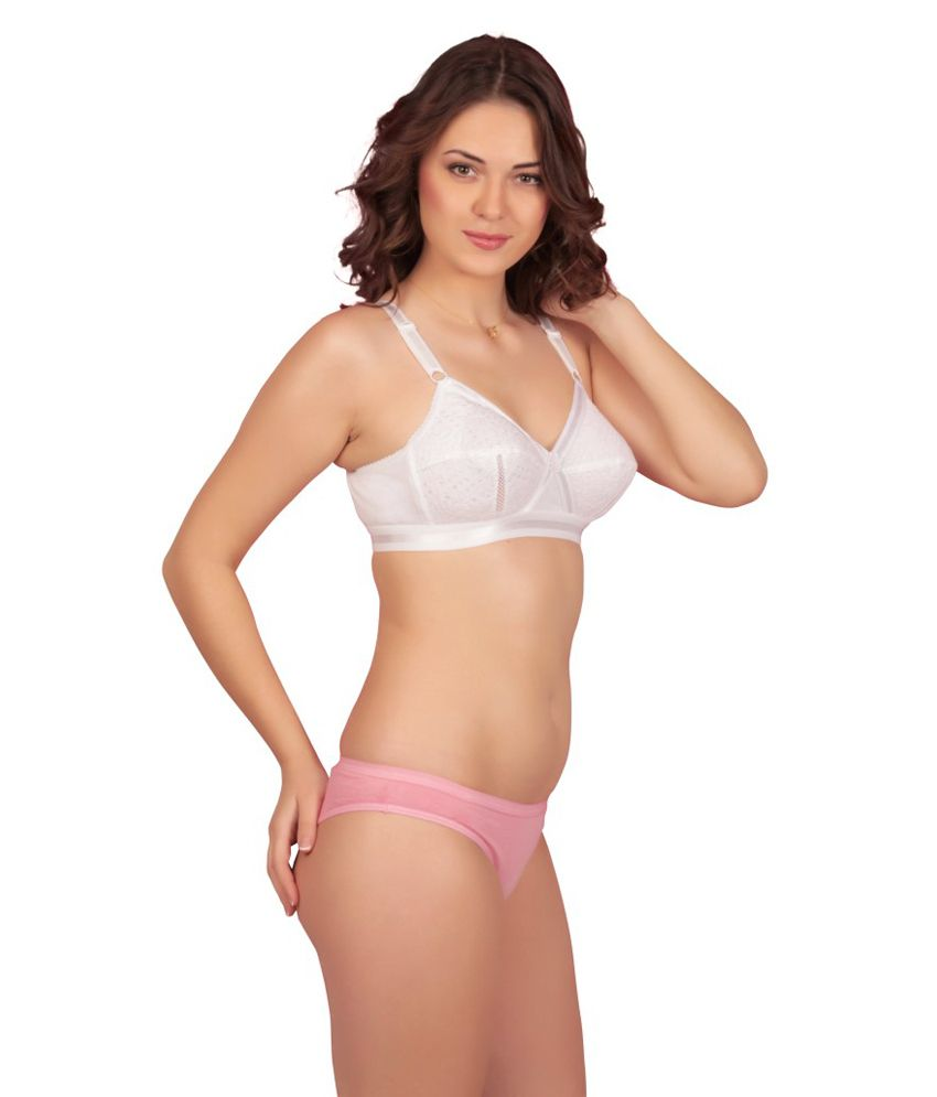 b3fdd12dbe24e Buy Sona Full Coverage Plus Size Bra Online at Best Prices in India ...