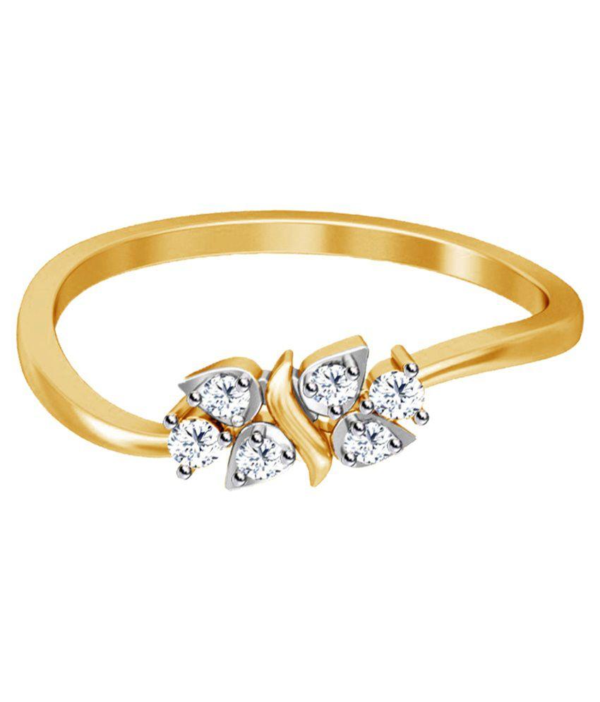 Jacknjewel 14Kt Yellow Gold Ring