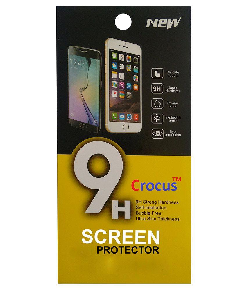 Crocus Clear Screen Guard Samsung Galaxy Young 2 G130