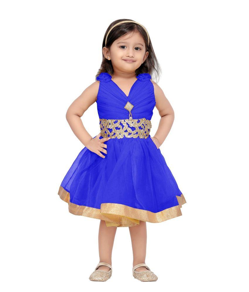 aarika girls party wear frock buy aarika girls party