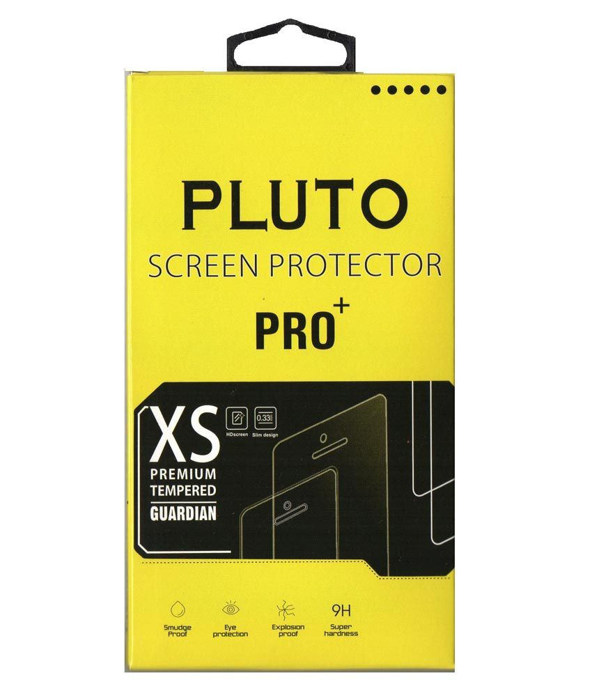 Apple Iphone 5 Tempered Glass Screen Guard by Pluto
