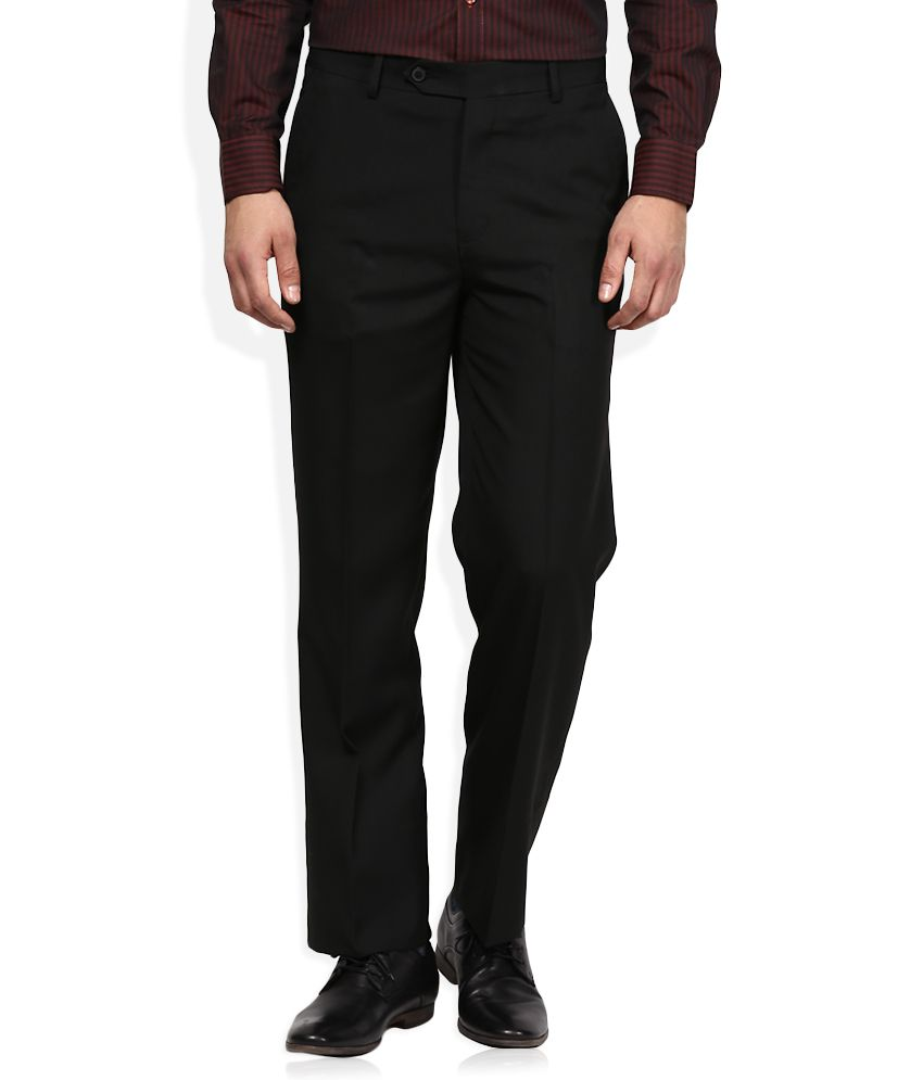 John Players Black Formal Trouser