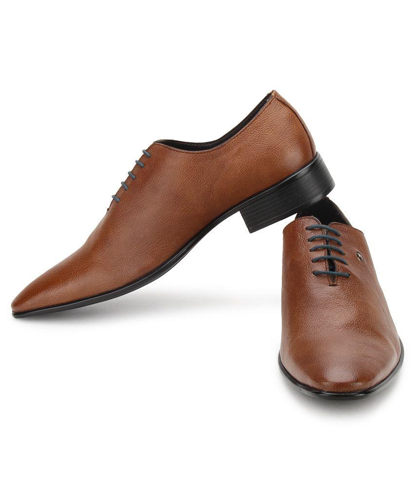 c5d73751f684e8 Alberto Torresi Brown Formal Shoes Alberto Torresi Brown Formal Shoes ...