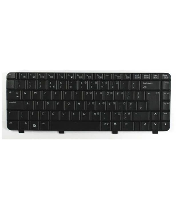 4D hp-6720s Black Wireless Replacement Laptop Keyboard Keyboard