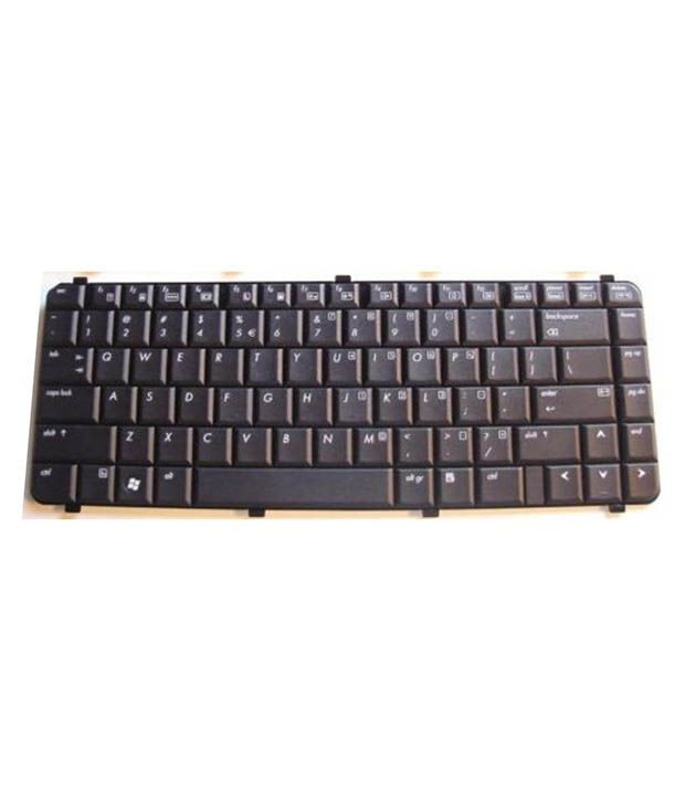 4D hp-dv3 Black Wireless Replacement Laptop Keyboard Keyboard