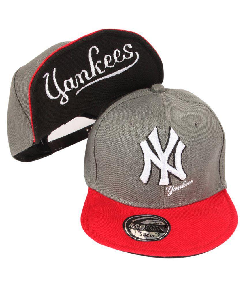 93a6166905b ILU 3D Ny Yankees Snapback Cap - Buy Online   Rs.