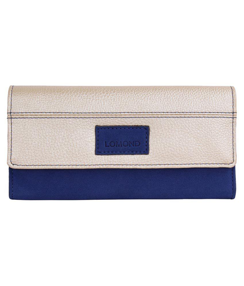 Lomond Multicolor Trifold Wallet