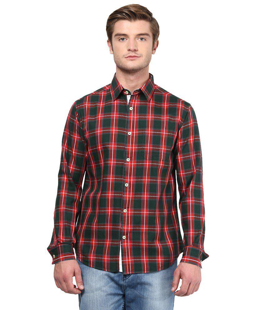 silver streak red green flannel shirt buy silver