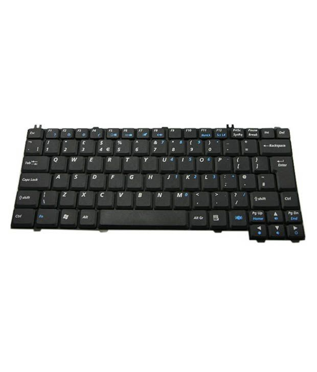 4D Acer Travelmate-290 Internal Laptop Keyboard