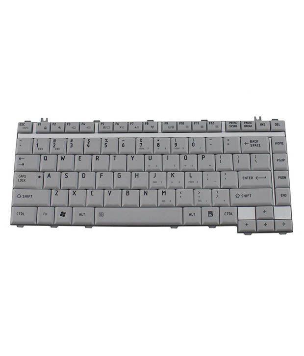 4D Toshiba-A200 Internal Laptop Keyboard